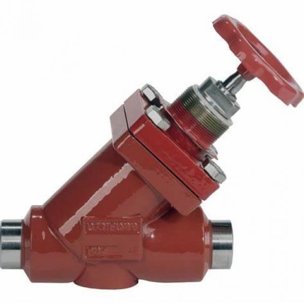 STR SHUT-OFF VALVE CAP 148B4640 STC 125 A Danfoss Shut-off valves #1 image