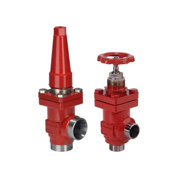 ANG  SHUT-OFF VALVE CAP 148B4648 STC 25 M Danfoss Shut-off valves #1 image