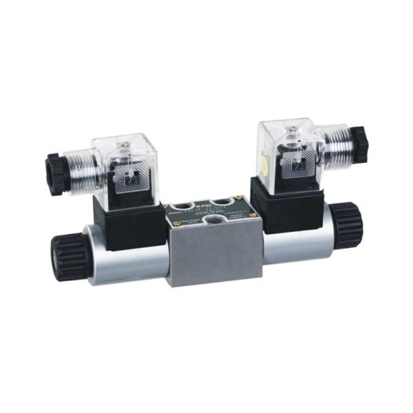 Rexroth 4WE10E.J.H.G.M.T.U.R.F.P.Q.W.L.5X/EG24N9K4/M Solenoid directional valve #1 image