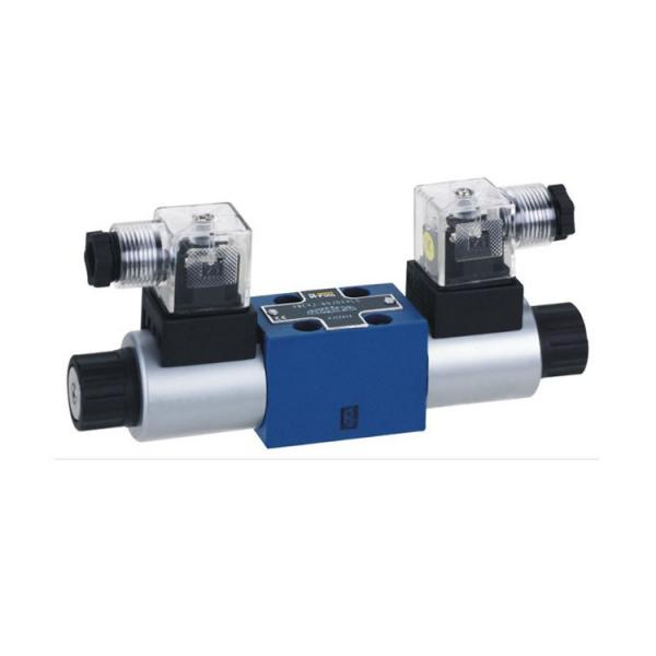 Rexroth 4WE6EB6X/OFEG24N9K4 Solenoid directional valve #1 image