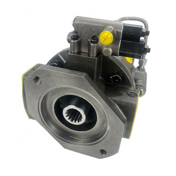 Rexroth R961002441 WELLE PVV/PVQ 5-1X/A+LAGER Vane pump #1 image