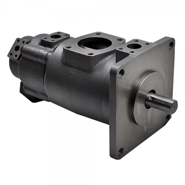 Yuken PV2R12-6-53-F-RAA-40 Double Vane pump #1 image