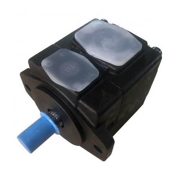 Yuken PV2R4-136-F-LAB-4222  single Vane pump #2 image