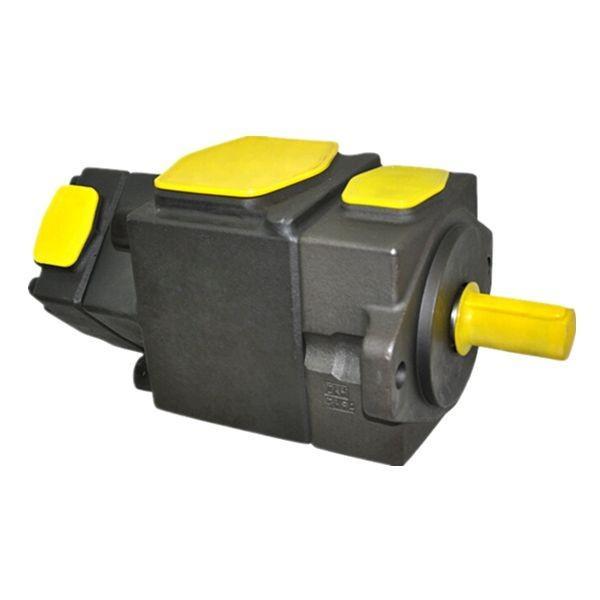 Yuken PV2R12-12-65-F-RAA-40 Double Vane pump #1 image